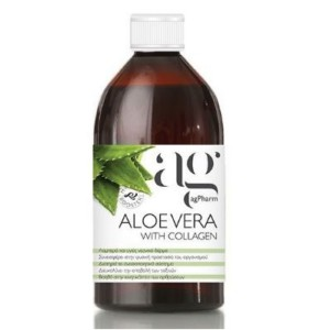 AGPHARM ALOE VERA-COLLAGEN SOLUTION