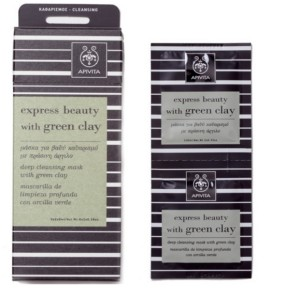 APIVITA EXPRESS GREEN CLAY
