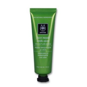 APIVITA FACE MASK ALOE