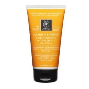 APIVITA HAIR CONDITIONER OLIVE-HONEY