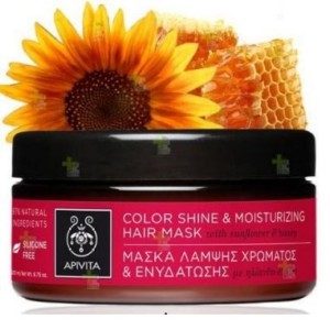 APIVITA HAIR MASK COLORED