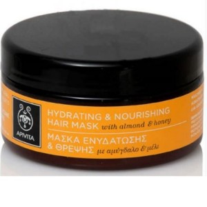 APIVITA HAIR MASK DRY