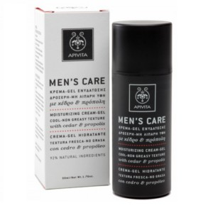 APIVITA HOMME CREAM-GEL