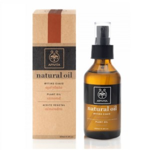 APIVITA NATURAL OIL ALMOND