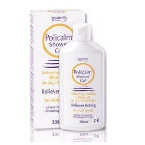 BODERM POLICALM SHOWER GEL