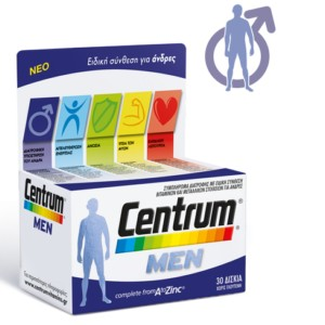 CENTRUM MEN TABS