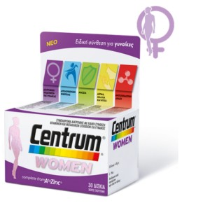 CENTRUM WOMEN TABS