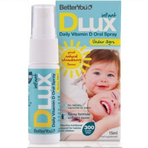 DLUX D3 INFANS 3- SPRAY