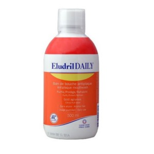 ELUDRIL DAILY SOLUTION 500ML (10)