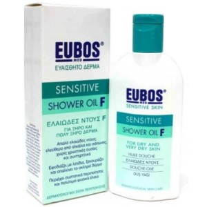 EUBOS SENSITIVE SHOWER OIL