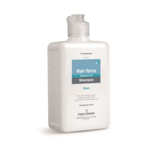 FREZYDERM HAIR FORCE SHAMPOO MEN