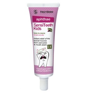 FREZYDERM SENSITEETH APHTHAE