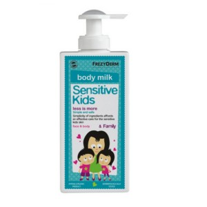 FREZYDERM SENSITIVE KIDS BODY MILK