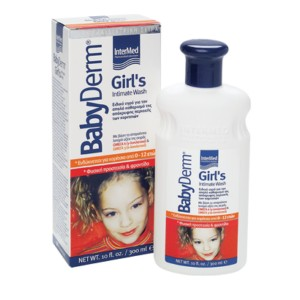 INTERMED BABYDERM GIRLS INTIMA