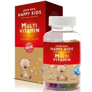 JOHN NOA HAPPY KIDS MULTIVITAMINS