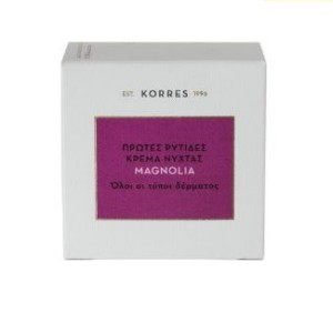 KORRES CREAM MAGNOLIA NIGHT