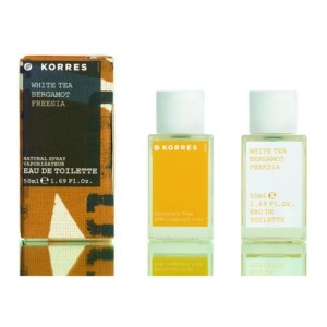KORRES EDT WHITE TEA BERGAMOT