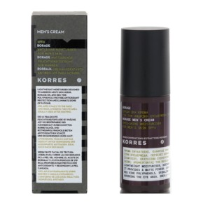 KORRES HOMME CREAM BORAGE