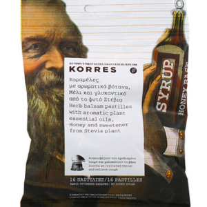 KORRES PASTILIES HONEY-STEVIA