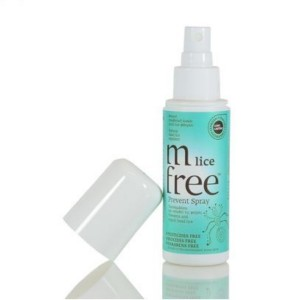 MFREE LICE PREVENT LOTION SPRAY