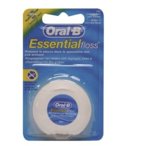 ORAL-B DENTAL FLOSS UNWAXED