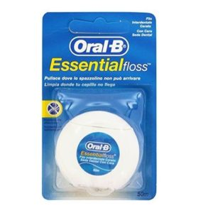 ORAL-B DENTAL FLOSS WAXED