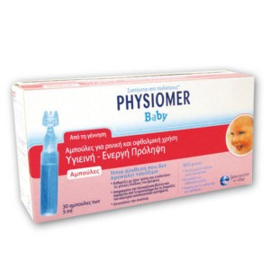 PHYSIOMER BABY AMPOULES