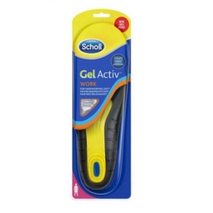 SCHOLL GEL ACTIV WORK