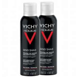 VICHY HOMME MOUSSE A RASER (1)