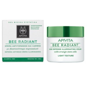 APIVITA BEE RADIANT CREAM LEGERE