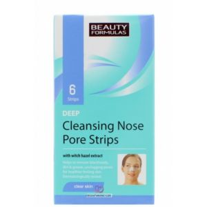 BEAUTY FORMULAS CLEANSING NOSE PORE STRIPS