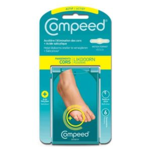 COMPEED CORN ACTIVE 6