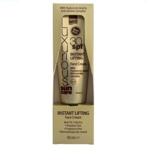 INTERMED LUXURIOUS SUNCARE INSTANT LIFTING