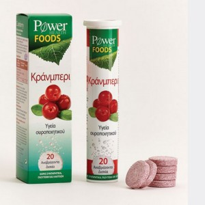 POWER FOODS CRANBERRY