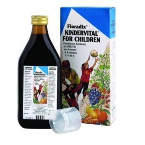 POWER SIROP KINDERVITAL
