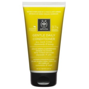 APIVITA HAIR CONDITIONER GENTLE DAILY