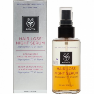 APIVITA HAIR LOSS NIGHT SERUM