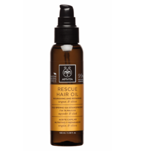 APIVITA HAIR OIL RESCUE 100ML