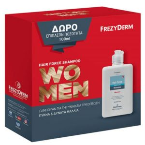FREZYDERM HAIR FORCE SHAMPOO WOMEN (6)
