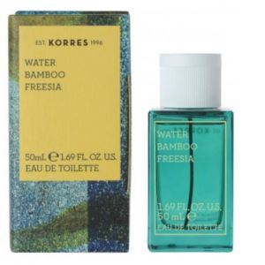 KORRES EDT WATER BAMBOO FREESIA