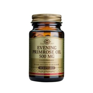 SOLGAR EVENING PRIMROSE 500MG