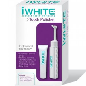 I-WHITE TOOTH POLISHER