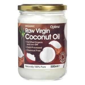 SOLGAR OPTIMA COCONUT OIL 500ML