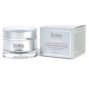 SOSTAR ESTELSKIN NIGHT CREAM