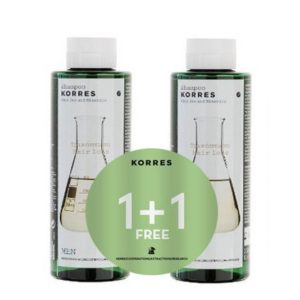KORRES HAIR SHAMPOO HOMME TONIC 1-1