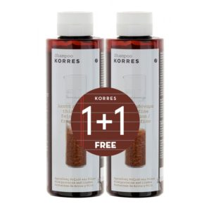 KORRES HAIR SHAMPOO THIN 1-1