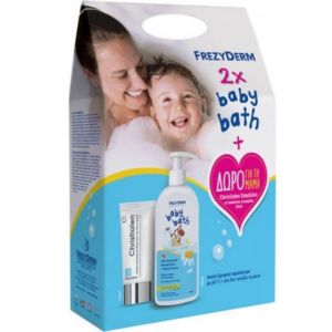FREZYDERM BABY BATH 300ML SET