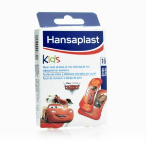 HANSAPLAST STRIPS CARS