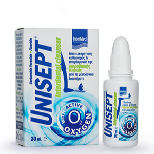 INTERMED UNISEPT INTERDENTAL CLEANSER