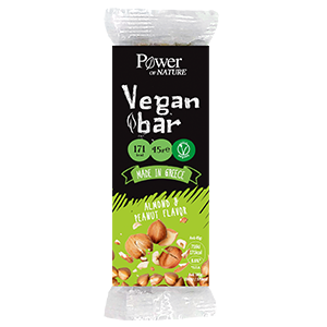 POWER SPORTS BAR VEGAN